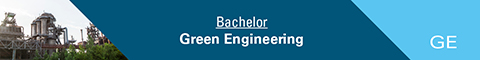 Bachelor-Studiengang Green Engineering