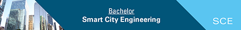 Bachelor-Studiengang Smart City Engineering